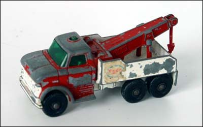Ford Heavy Wreck Truck - 71c
