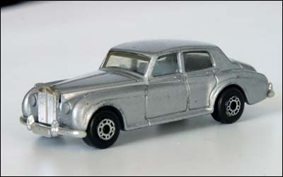 Rolls Royce Silver Cloud -