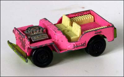 Jeep Hot Rod -